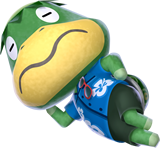 Art Oficial del Capitán en Animal Crossing New Leaf.png