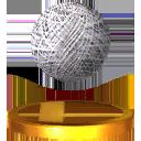 Trofeo de Bola de humo SSB4 (3DS).png