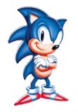 Pegatina Sonic clásico (Sonic The Hedgehog versión USA).png