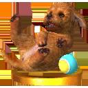 Trofeo de Caniche Toy SSB4 (3DS).png
