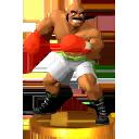 Trofeo de Bald Bull SSB4 (3DS).png