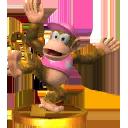 Trofeo de Diddy Kong (alt.) SSB4 (3DS).png