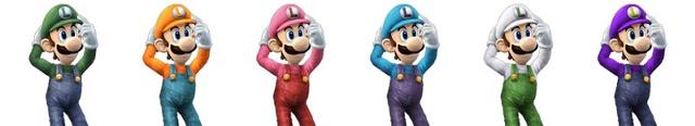 Paleta de colores de Luigi SSBB.jpg