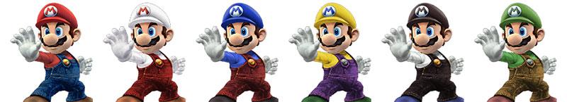Paleta de colores Mario SSBB.jpg
