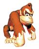 Pegatina de Donkey Kong en DK Country SSBB.png