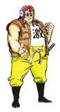Pegatina del Samurai Goroh (F-Zero) SSBB.png
