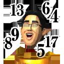 Trofeo de Dr. Kawashima SSB4 (3DS).png