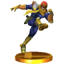 Trofeo de Captain Falcon SSB4 (3DS).png