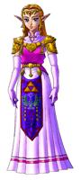 Pegatina Zelda Ocarina of Time SSBB.png