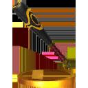 Trofeo de Bate de béisbol SSB4 (3DS).png