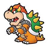 Pegatina de Bowser Super Paper Mario SSBB.png