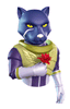 Pegatina Panther Caroso (Star Fox Command) SSBB.png