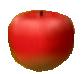Una Manzana en Super Smash Bros. Melee