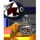 Trofeo de Chomp cadenas SSB4 (3DS).png