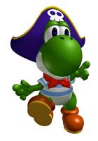 Pegatina de Yoshi de Mario Party SSBB.png