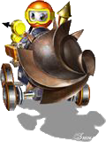 Artwork de Pooka en Pac-Man World Rally.png