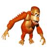 Pegatina de Manky Kong SSBB.png