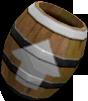Sprite del Barril cañón en Super Smash Bros. Melee