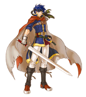 Pegatina de Ike (Fire Emblem Path of Radiance).png
