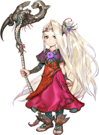 Artwork de Viridi en Kid Icarus Uprising.png