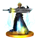 Trofeo de Cloud (alt.) SSB4 (3DS).png