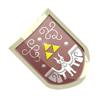 Pegatina Escudo del Héroe SSBB.png