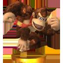 Trofeo de Donkey Kong SSB4 (3DS).png