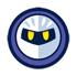 Pegatina de Bola de Meta Knight SSBB.png