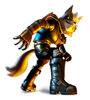 Pegatina Wolf Star Fox Assault SSBB.png