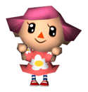 Pegatina Chica Animal Crossing SSBB.png