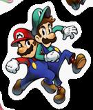 Pegatina de Mario y Luigi SSBB.png