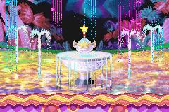 La Fuente de los Sueños en Kirby: Pesadilla en Dream Land.