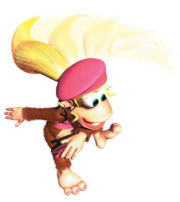 Artwork de Helicopter Twirl en Donkey Kong Country 3.jpg