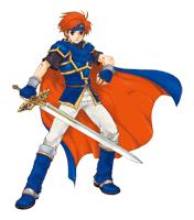 Pegatina de Roy (Fire Emblem The Binding Blade).png