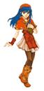 Pegatina de Lilina (Fire Emblem The Binding Blade) SSBB.png