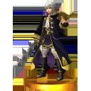 Trofeo de Daraen (chico) SSB4 (3DS).png