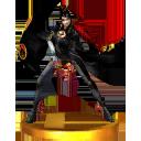 Trofeo de Bayonetta (original) SSB4 (3DS).png