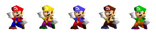 Paleta de colores Mario SSB.png