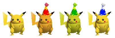 Paleta de colores Pikachu SSB.png