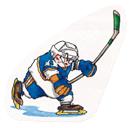 Pegatina de Jugador de hockey gordo SSBB.png