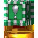 Trofeo Bloque verde SSB4 (3DS).png