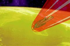 El Planeta Zebes en Metroid: Zero Mission.