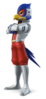 Pegatina Falco Star Fox Command SSBB.png