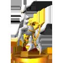 Trofeo de Arceus SSB4 (3DS).png