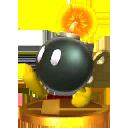 Trofeo Bob-omb SSB4 (3DS).png