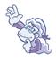 Pegatina de Wrinkly Kong SSBB.png