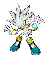 Pegatina Silver the Hedgehog SSBB.png
