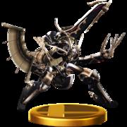 Trofeo de Cara Metálica SSB4 (Wii U).png