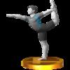 Trofeo de El rey de la danza SSB4 (3DS).png