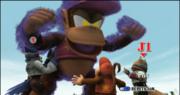 Fox Falco y Diddy Kong seleccion La ribera ESE SSBB.png